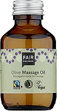 Profumi e cosmetici Olio da massaggio per corpo - Fair Squared Olive Massage Oil