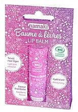 """Profumi e cosmetici Balsamo labbra """"Lampone"""" - Namaki"""