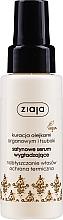 Profumi e cosmetici Siero per capelli, con olio di argan - Ziaja Serum