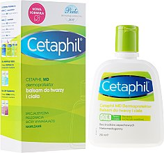 Profumi e cosmetici Lozione viso e corpo - Cetaphil Lotion