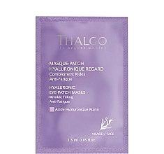 Profumi e cosmetici Maschera-patch ialuronica per contorno occhi - Thalgo Hyaluronic Eye-Patch Masks