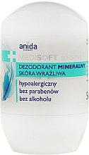 Profumi e cosmetici Deodorante minerale - Anida Pharmacy Medisoft Mineral Deo