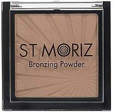 Profumi e cosmetici Bronzer viso - St. Moriz Bronzing Powder (9 g)
