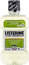 """Profumi e cosmetici Collutorio """"Protezione orale"""" - Listerine Cavity Protection Mouthwash"""