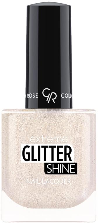Smalto unghie - Golden Rose Extreme Glitter Shine Nail Lacquer (10.2 ml)