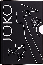 Profumi e cosmetici Set - Joko Makeup (eye/pencil/5g + eye/shadow/5g + eye/liner/5g)