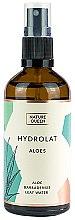 Profumi e cosmetici Idrolato di aloe - Nature Queen Hydrolat Aloe