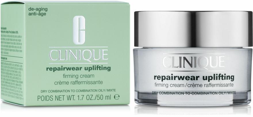 Crema viso rassodante - Clinique Repairwear Uplifting Firming Cream SPF15 Skin Type 2,3