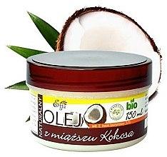 Profumi e cosmetici Olio naturale di cocco - Etja Natural Oil