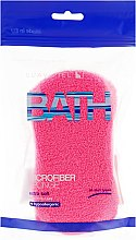 Profumi e cosmetici Spugna da bagno, rosa - Suavipiel Microfiber Bath Sponge Extra Soft