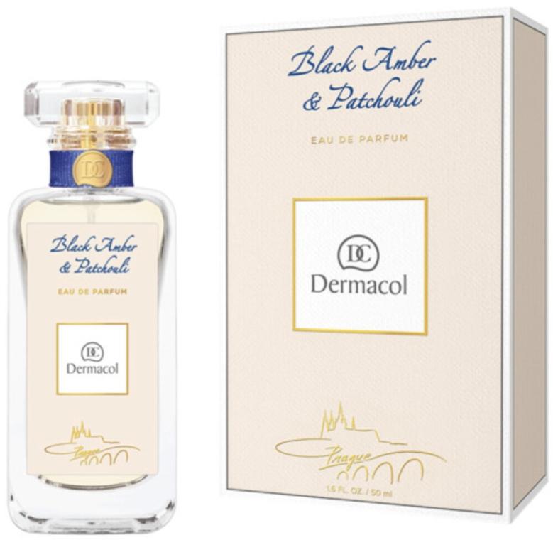 Dermacol Black Amber And Patchouli - Eau de parfum