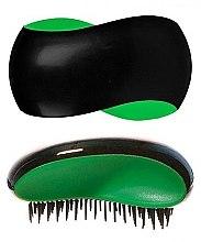 Profumi e cosmetici Spazzola per capelli, nero e verde - KayPro Dtangler