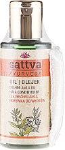 Profumi e cosmetici Olio per capelli - Sattva Brahmi Amla Hair Oil