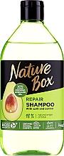 Profumi e cosmetici Shampoo all'olio di avocado - Nature Box Avocado Oil Shampoo