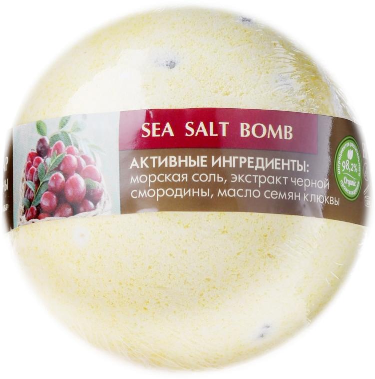 """Bombe da bagno """"Ribes nero e mirtillo"""" - Eco Laboratorie Sea Salt Bomb"""