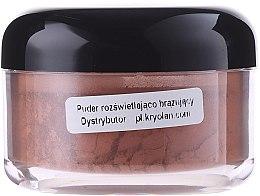 Profumi e cosmetici Cipria abbronzante - Kryolan Bronzing Powder