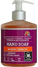 """Profumi e cosmetici Sapone mani """"Bacche del Nord"""" - Urtekram Nordic Berries Hand Soap"""