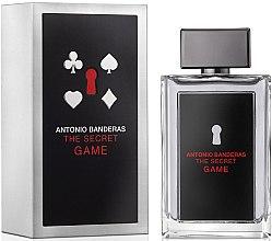 Profumi e cosmetici Antonio Banderas The Secret Game - Eau de toilette