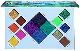 Profumi e cosmetici Palette di ombretti - Moira Wild In Colors Palette