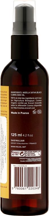 Olio di cumino nero - Najel Black Cumin Oil — foto N2
