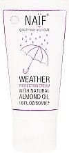 Profumi e cosmetici Crema protettiva viso e corpo per bambini - Naif Weather Protection Cream