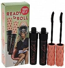 Profumi e cosmetici Set - Benefit Ready To Roll Mascara Set (mascara/4gx2)