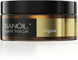 Profumi e cosmetici Maschera per capelli alle alghe - Nanoil Algae Hair Mask