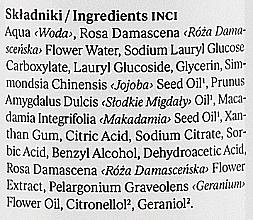 "Detergente viso ""Rosa"" - Make Me Bio Garden Roses Face Cleanser — foto N3"