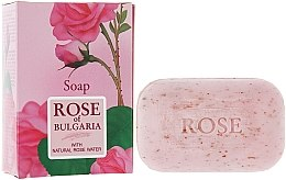 Profumi e cosmetici Sapone cosmetico naturale con acqua di rose - BioFresh Rose of Bulgaria Soap
