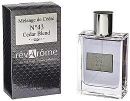 Profumi e cosmetici Revarome Private Collection No.43 Cedar Blend - Eau de toilette