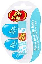 Profumi e cosmetici Balsamo labbra - Jelly Belly Berry Blue Lip Balm