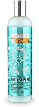 """Profumi e cosmetici Shampoo per capelli spenti e secchi """"Shine"""" - Natura Estonica Sparkling Shine Shampoo"""