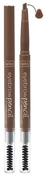 Matita impermeabile per sopracciglia - Wibo Eyebrow Pencil