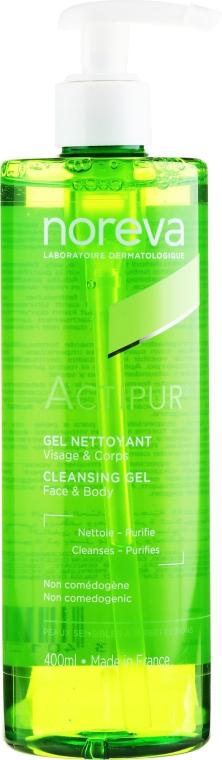 Gel detergente viso - Noreva Actipur Dermo Cleansing Gel — foto N3