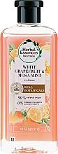 Profumi e cosmetici Shampoo per capelli fini - Herbal Essences White Grapefruit & Mosa Mint Shampoo