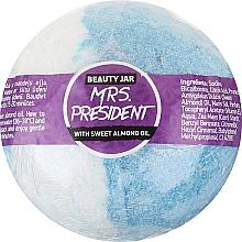 Profumi e cosmetici Bomba da bagno al burro di mandorle dolci - Beauty Jar MRS. President