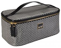 Profumi e cosmetici Beauty case - Auri Simple Black & White