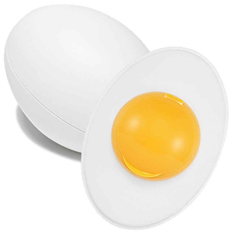 Gel-peeling con estratto di tuorlo - Holika Holika Egg Skin Peeling Gel
