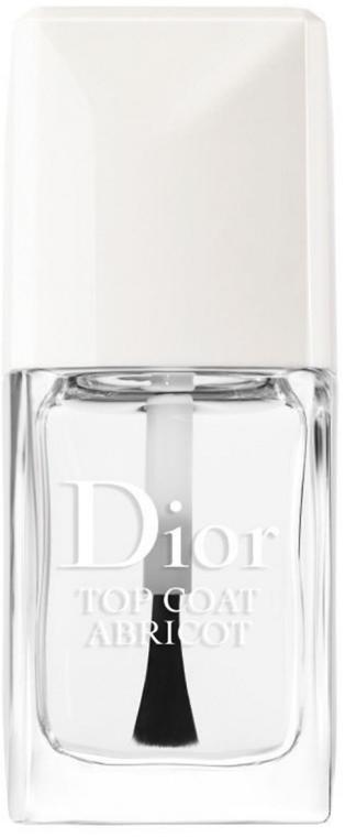Top coat - Dior Top Coat Abricot
