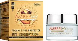 """Profumi e cosmetici Crema viso ringiovanente da giorno """"Ambra"""" - Farmona Amberray Cream SPF30"""