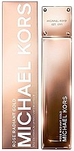 Profumi e cosmetici Michael Kors Rose Radiant Gold - Eau de Parfum
