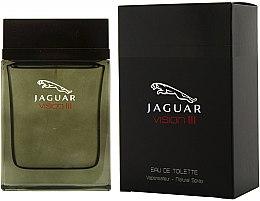 Profumi e cosmetici Jaguar Vision III - Eau de toilette
