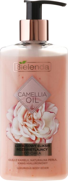 Elisir corpo - Bielenda Camellia Oil Luxurious Body Elixir