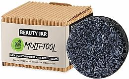 Profumi e cosmetici Shampoo da uomo per capelli, corpo e barba - Beauty Jar Multi-Tool Men Shampoo Bar For Hair, Body & Beard