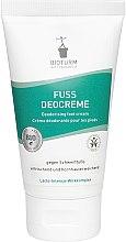 Profumi e cosmetici Crema deodorante per piedi - Bioturm Deodorant Cream for Feet Nr.80