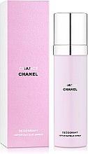 Profumi e cosmetici Chanel Chance - Deodorante