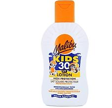 Profumi e cosmetici Lozione solare per bambini - Malibu Sun Kids Lotion SPF30