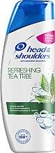 "Profumi e cosmetici Shampoo anti forfora ""Albero del tè"" - Head & Shoulders Tea Tree Shampoo"
