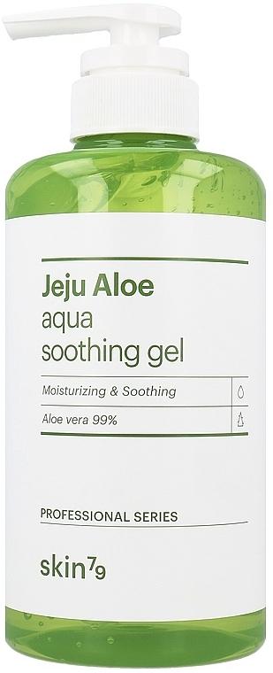 Gel lenitivo per viso, corpo e capelli - Skin79 Jeju Aloe Aqua Soothing Gel
