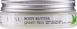 "Profumi e cosmetici Olio corpo ""Tè verde"" - Kanu Nature Green Tea Body Butter"